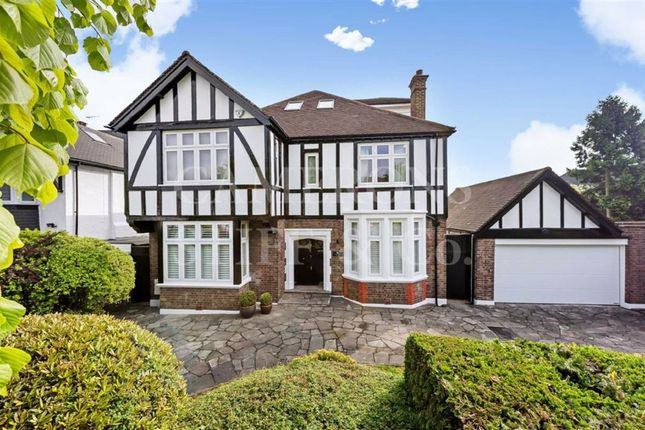 Thumbnail Detached house for sale in Alverstone Road, Brondesbury Park, London