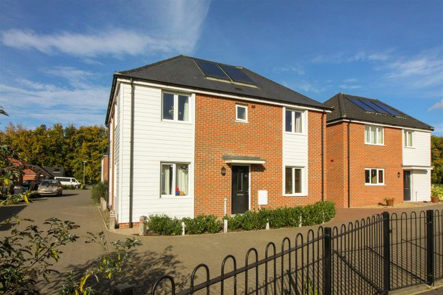 Thumbnail Detached house for sale in Turnberry, Eaton, Norwich
