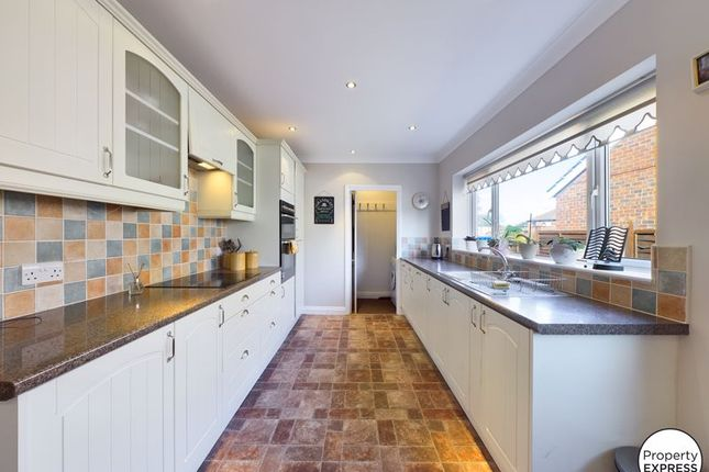 Thumbnail Detached bungalow for sale in Thirlmere Crescent, Normanby