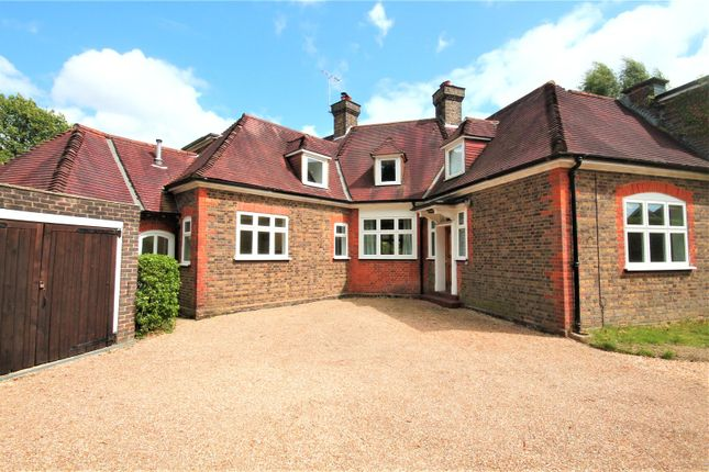 Thumbnail Detached house to rent in East Hill, Dormans Park, East Grinstead