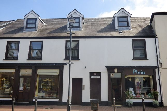 Thumbnail Property to rent in Flat 2, 6/7 Old Market Street, Neath Town Centre, Neath.