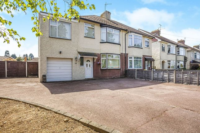 Thumbnail Semi-detached house for sale in Sutton Road, Maidstone