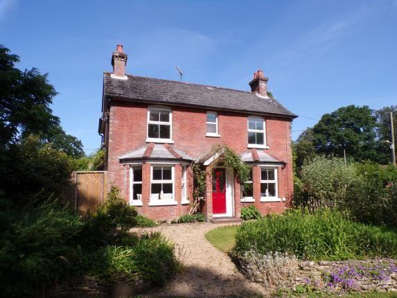 Thumbnail Detached house for sale in Cadnam, Southampton, Hants