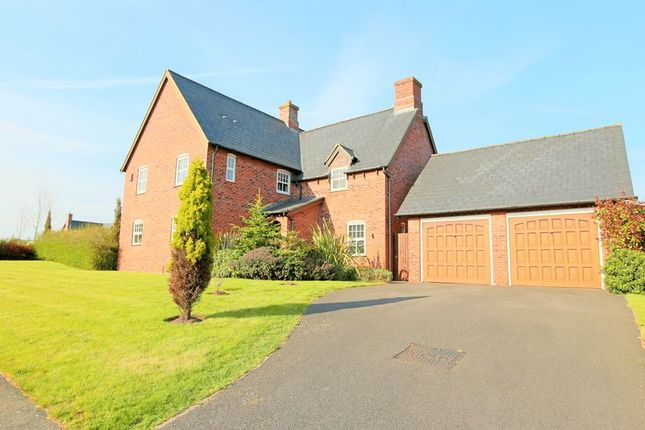 Thumbnail Detached house for sale in Ashbourne Drive, Wychwood Park, Weston