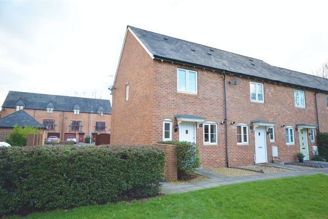 Thumbnail End terrace house for sale in Jamaica Walk, Coedkernew, Newport