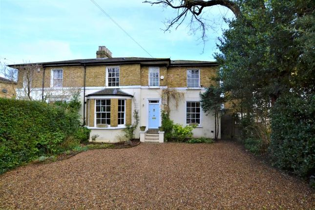 Thumbnail Property for sale in Trafalgar Road, Twickenham