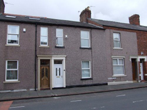 Thumbnail Terraced house to rent in Greystone Road, Carlisle