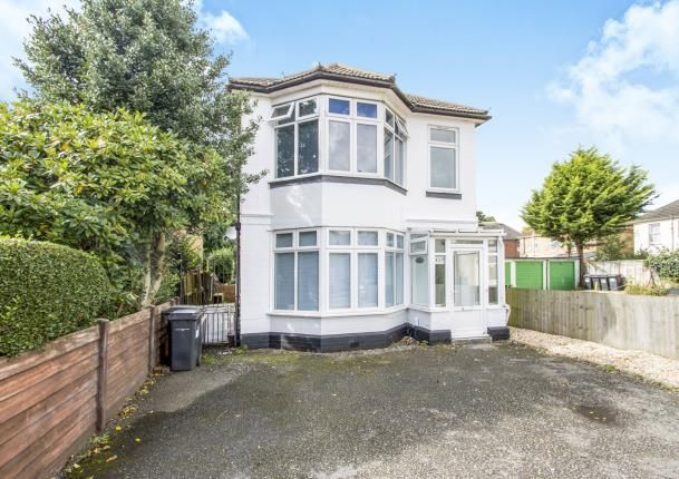 Thumbnail Detached house for sale in Bennett Road, Bournemouth