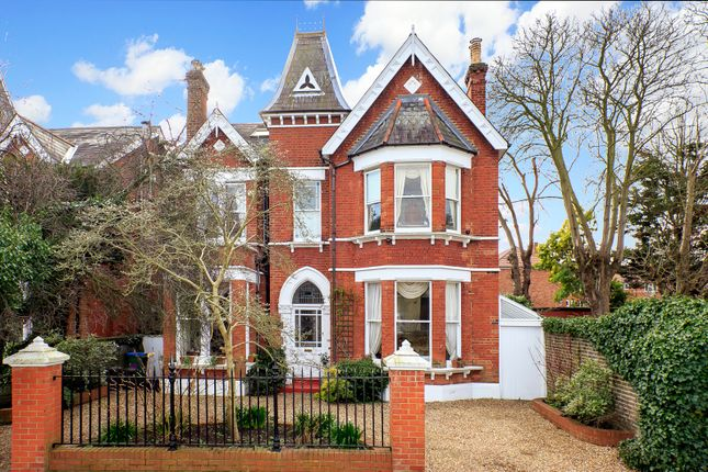 Thumbnail Detached house for sale in Broomfield Road, Kew, Surrey