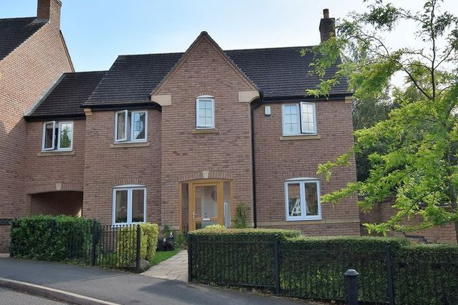 Thumbnail 4 bed link-detached house for sale in Hillcrest, Matlock