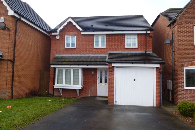 4 bed detached house for sale in Tor Close, Barnsley