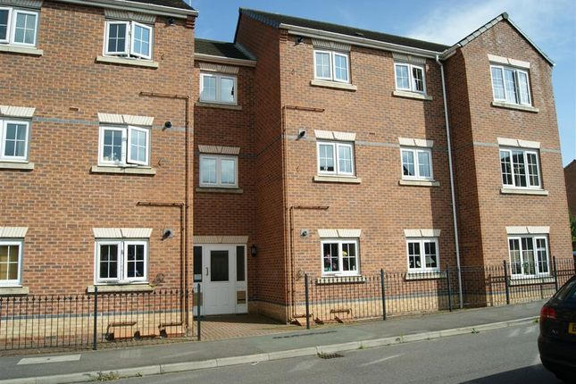 Thumbnail Flat to rent in Sapphire Street, Berry Hill Park, Mansfield