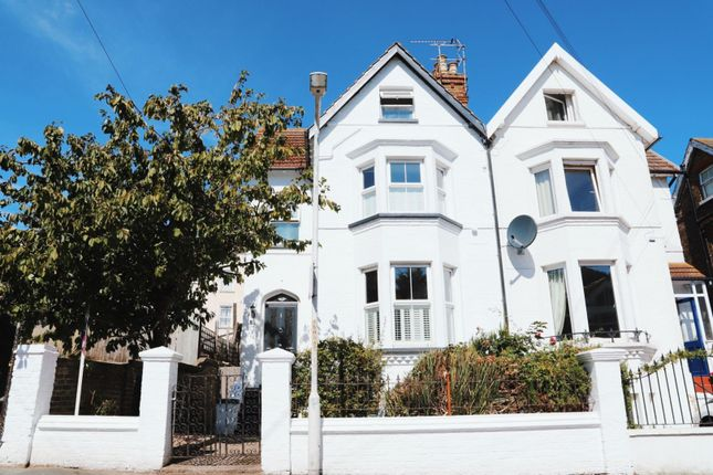 Thumbnail End terrace house for sale in Belmont Road, Broadstairs