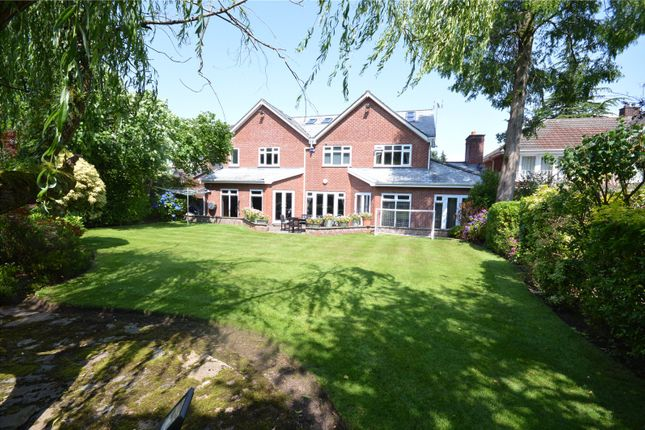 Thumbnail Detached house for sale in Quickswood Close, Woolton, Liverpool
