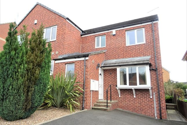 Thumbnail Semi-detached house to rent in Ward Street, Penistone, Sheffield