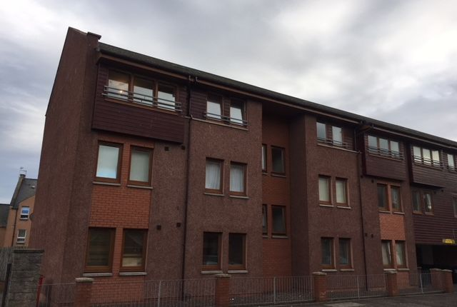 Thumbnail Flat to rent in Millgate Loan, Arbroath, Angus