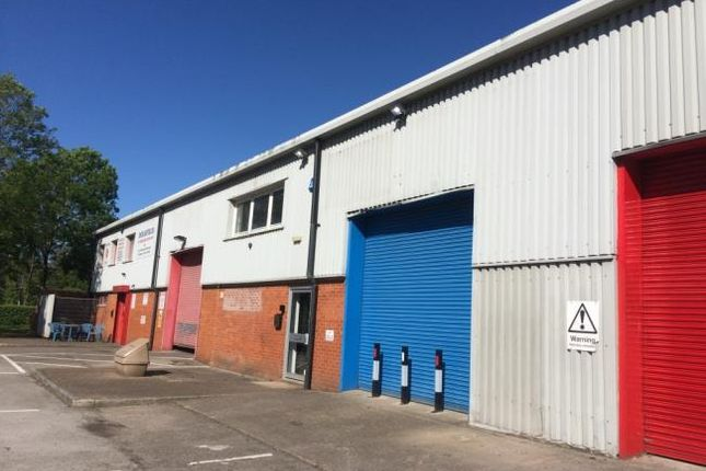 Industrial to let in C6.2, Main Avenue, Treforest Industrial Estate, Pontypridd CF37, Pontypridd,