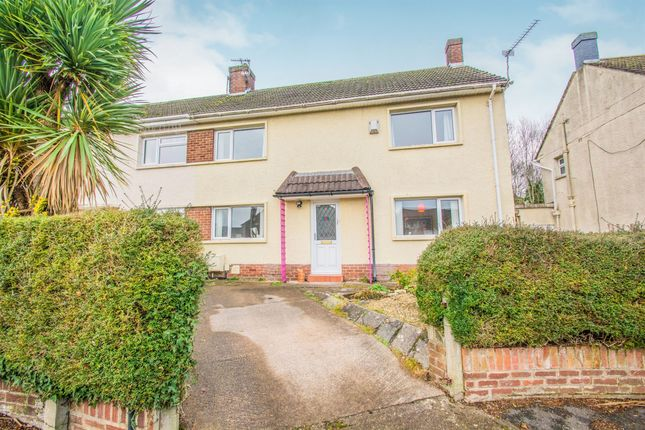 Semi-detached house for sale in Pant Glas, Pentwyn, Cardiff