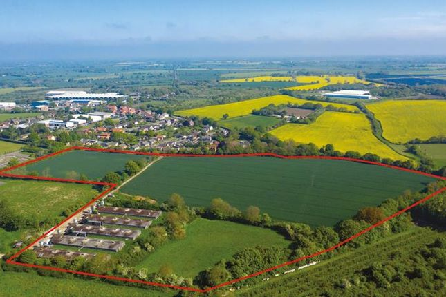 Thumbnail Commercial property for sale in Residential Development Site, Harrisons Lane, Halesworth