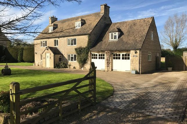 Thumbnail Detached house to rent in The Moor, Minety, Malmesbury