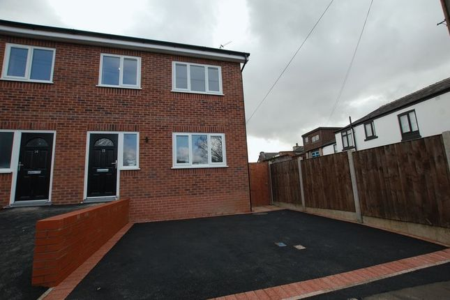 Thumbnail Semi-detached house to rent in Stanwell Road, Swinton, Manchester