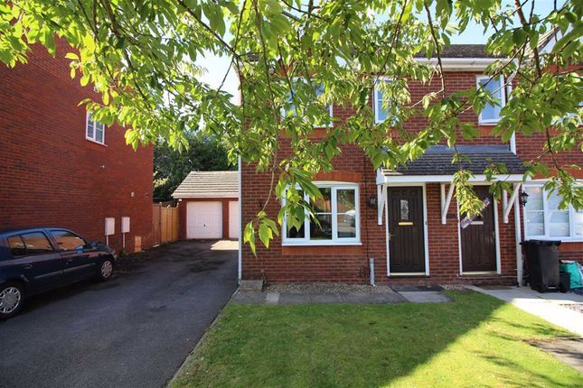 Thumbnail Semi-detached house to rent in Colliers Break, Emersons Green, Bristol