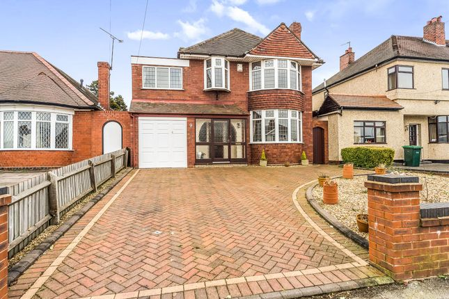 Thumbnail Detached house for sale in Bustleholme Lane, West Bromwich