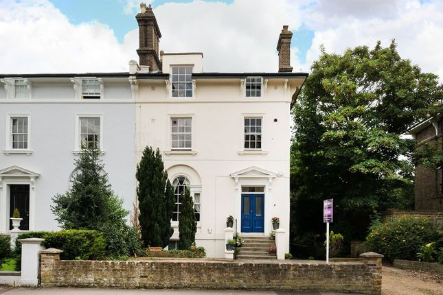 Thumbnail Flat for sale in Church Terrace, Blackheath
