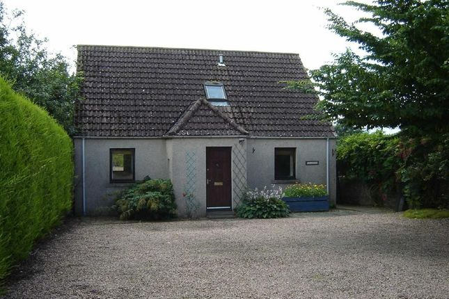 Thumbnail Detached house for sale in Islaybank, Station Road, Springfield, Fife
