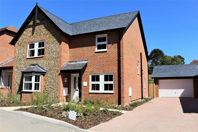 Thumbnail Detached house for sale in Windmill Lane, Bursledon, Southampton
