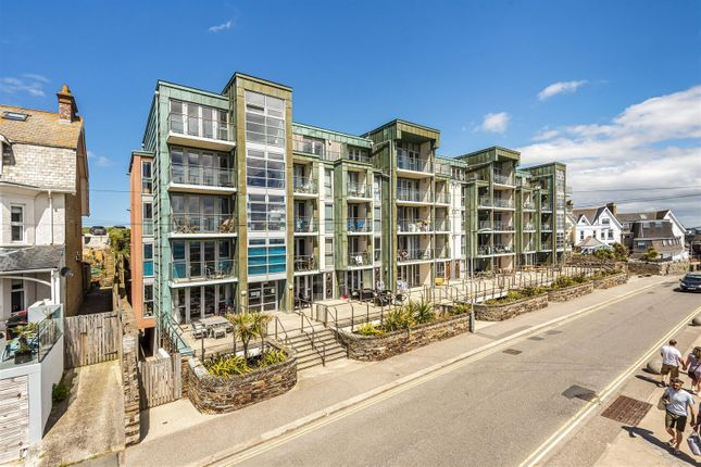 2 bed flat for sale in Headland Road, Newquay TR7