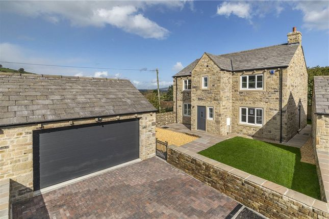 Thumbnail Detached house for sale in Plot 7 St Johns Croft, Off Main Street, Cononley