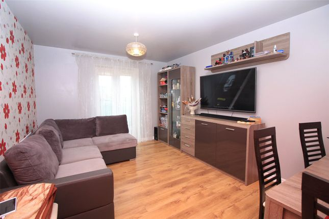 Thumbnail Flat for sale in East Hall Walk, Great Easthall, Sittingbourne, Kent