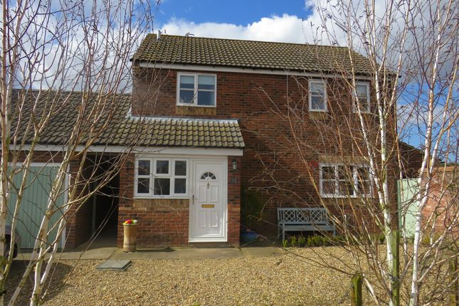 Thumbnail Detached house for sale in Southgate Way, Briston, Melton Constable
