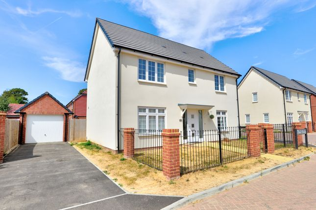 Thumbnail Detached house for sale in Murray Rise, Littlehampton