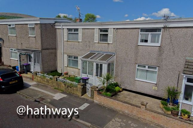Terraced house for sale in Orchard Lane, Northville, Cwmbran