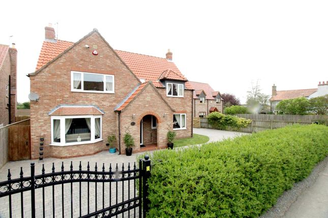 Thumbnail Property for sale in Station Road, Cranswick, Driffield