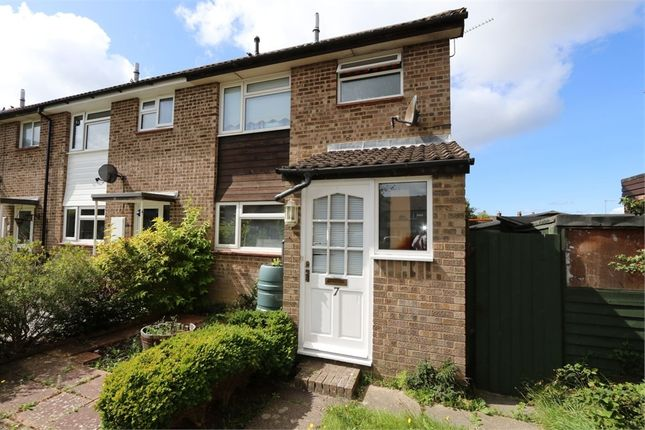 3 bed end terrace house to rent in Leamland Walk, Hailsham, East Sussex