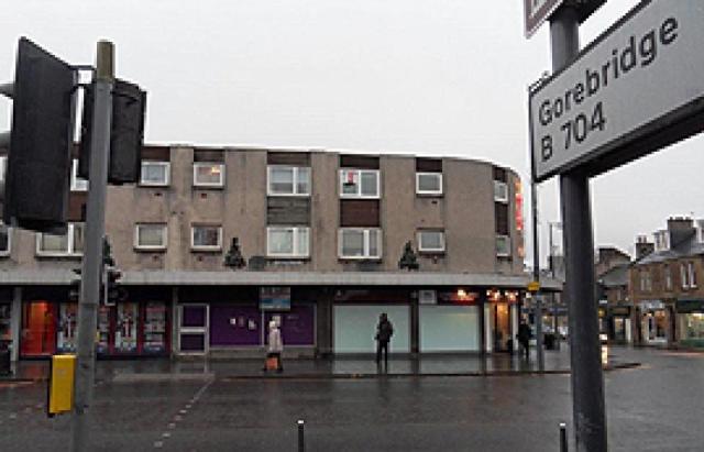 Thumbnail Flat to rent in Polton Street, Bonnyrigg, Midlothian
