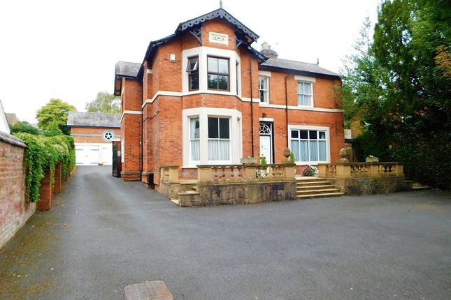 Thumbnail Detached house for sale in Newport Road, Stafford