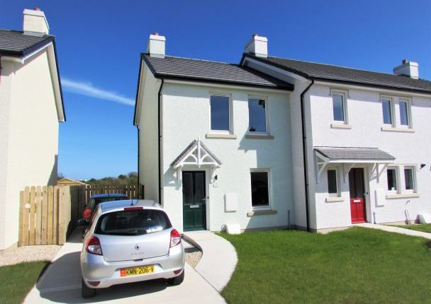 Thumbnail End terrace house to rent in 6 Auldyn Meadows, Gardeners Lane, Ramsey