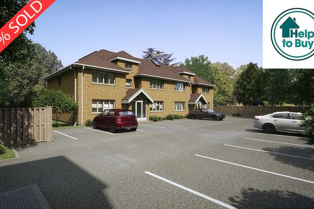 Thumbnail Flat for sale in Sutton Common Road, Sutton