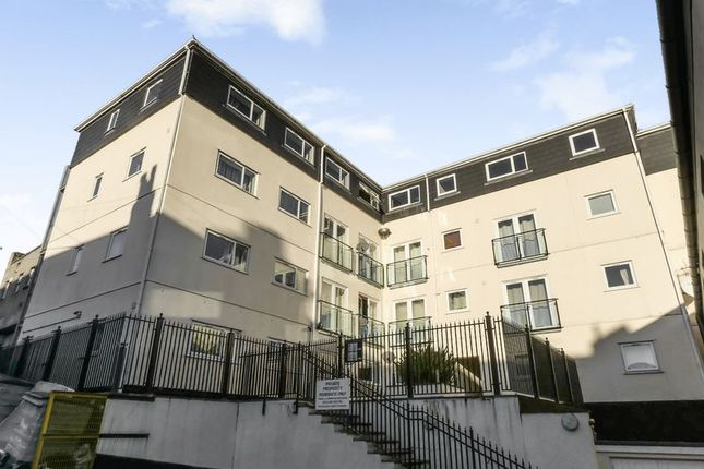 Thumbnail Flat for sale in Belgrave Lane, Mutley, Plymouth