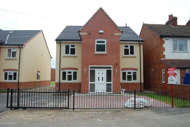 Thumbnail Detached house for sale in Glen Road, Oadby, Leicester