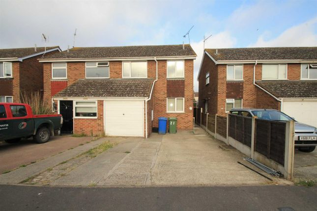 Thumbnail Terraced house to rent in Sterling Road, Queenborough