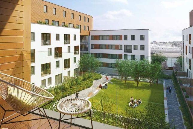 Thumbnail 2 bed flat for sale in Tnq1, Capitol Way, Colindale, London