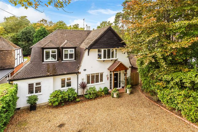 Thumbnail Detached house for sale in Woodham, Woking, Surrey