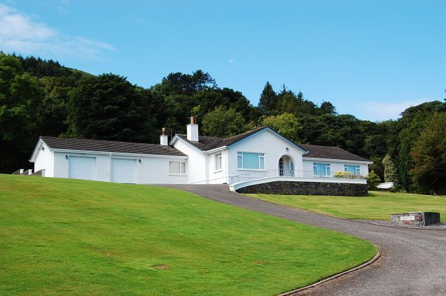 Thumbnail Bungalow for sale in Low Brae, Port Lewaigue Close, Maughold IM71Ah