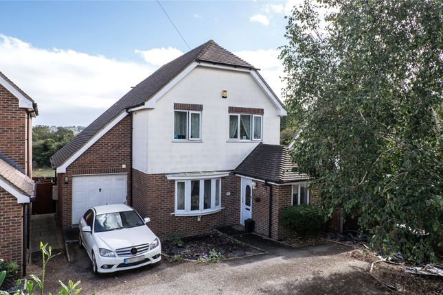 Thumbnail Detached house for sale in Frindsbury Hill, Strood, Kent