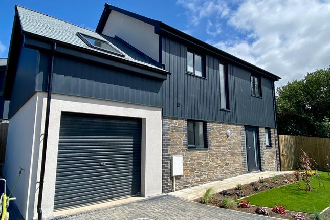 Thumbnail Detached house for sale in Poltair Close, Barripper, Camborne